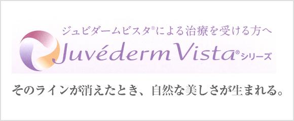 JuvedermVista シリーズ